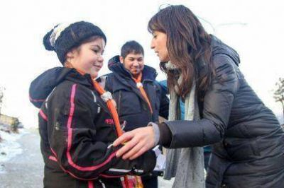 """Elecciones PASO: Laura Colazo aseguró que la gente """"va a saber de mi trabajo todos los días"""""""