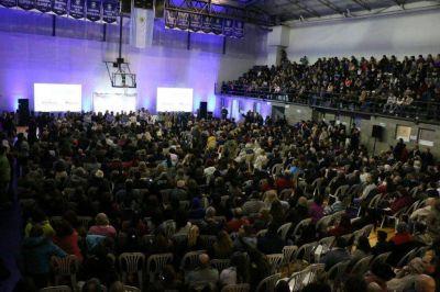 Unidad Ciudadana cerró ante sus fiscales en Peñarol