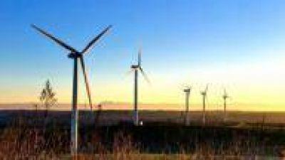 Villarino será el segundo generador de energía eólica de la Argentina