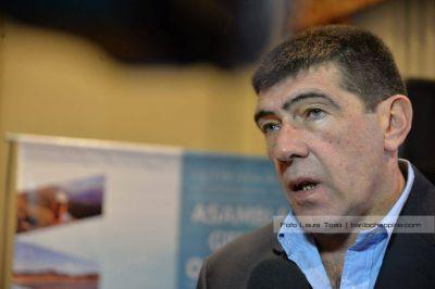 Di Tella aseguró que las prestaciones del IPROSS se están regularizando