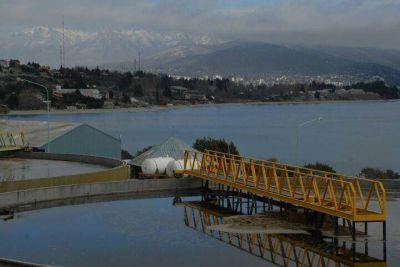 Aporte para la planta de saneamiento de Bariloche