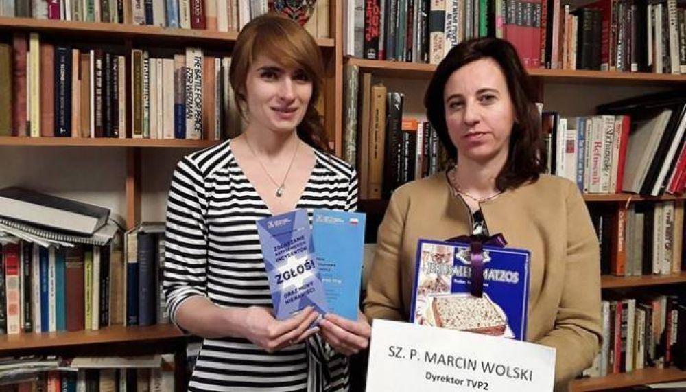 Polonia: La comunidad judía le pidió al líder del partido nacionalista que denuncie el antisemitismo
