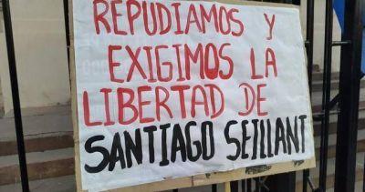 Megaoperativo de infantería detuvo a un sindicalista jujeño por liderar una protesta contra despidos