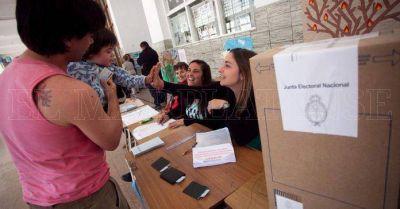 Comienzan las PASO en la ciudad: 566 mil marplatenses pueden votar hoy