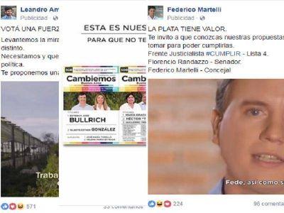 En el país de la trampa, el político es rey: Los candidatos sortearon la veda en las redes sociales