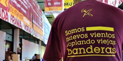 Franja Morada La Plata reivindicó la historia de la UNLP al cumplirse su 112° aniversario