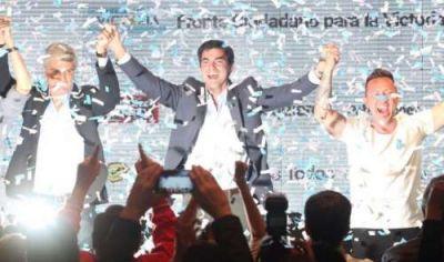 Valenzuela casi duplicó en votos a sus seguidores y Urtubey celebró el triunfo