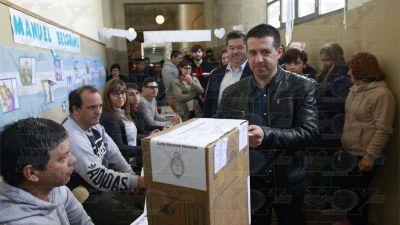 Unidad Ciudadana y un candidato radical, lo más votados en Berisso