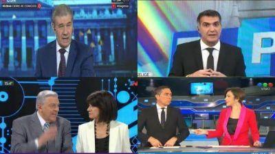 Elecciones 2017: quién ganó la batalla por el rating en las PASO