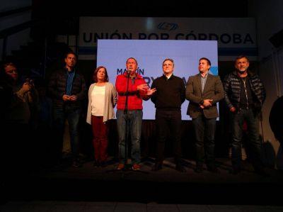 Unión por Córdoba: segundos e incómodos
