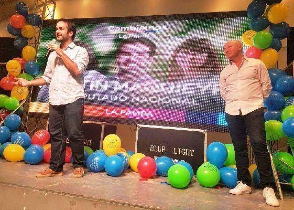 Cambiemos ganó en La Pampa: sumó más votos que el PJ