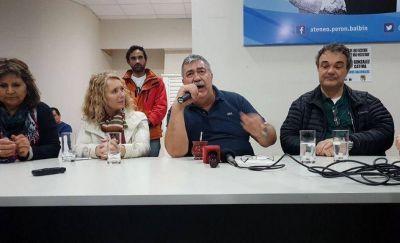 González: «Vamos a trabajar por la unidad del peronismo»