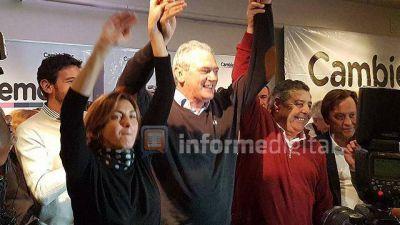 Benedetti volvió a ganarle a todo el PJ como en el 2009