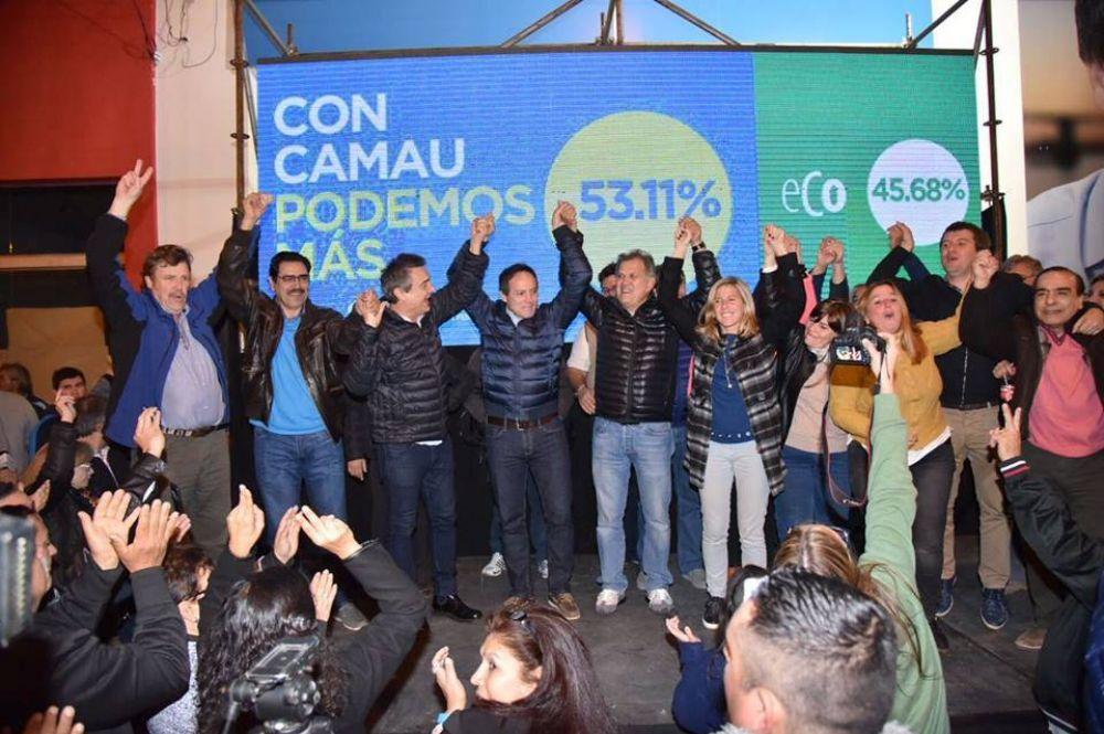 Juntos Podemos Más proyecta a octubre el resultado de las PASO
