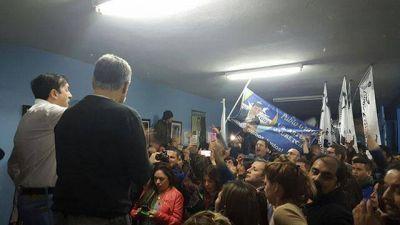 """Pablo Grasso: """"Nuestros enemigos son Costa y Macri"""""""
