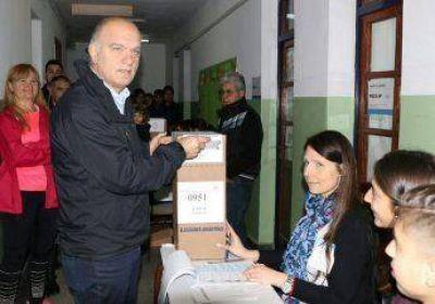 """Grindetti: """"Cumplimos el objetivo de consolidar el cambio a través del voto popular"""""""