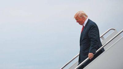 """""""El racismo es el mal"""", admitió Trump"""