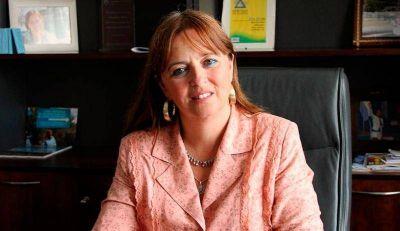 Magdalena Odarda: de pretender pelear el segundo puesto, al cuarto lugar y muy lejos