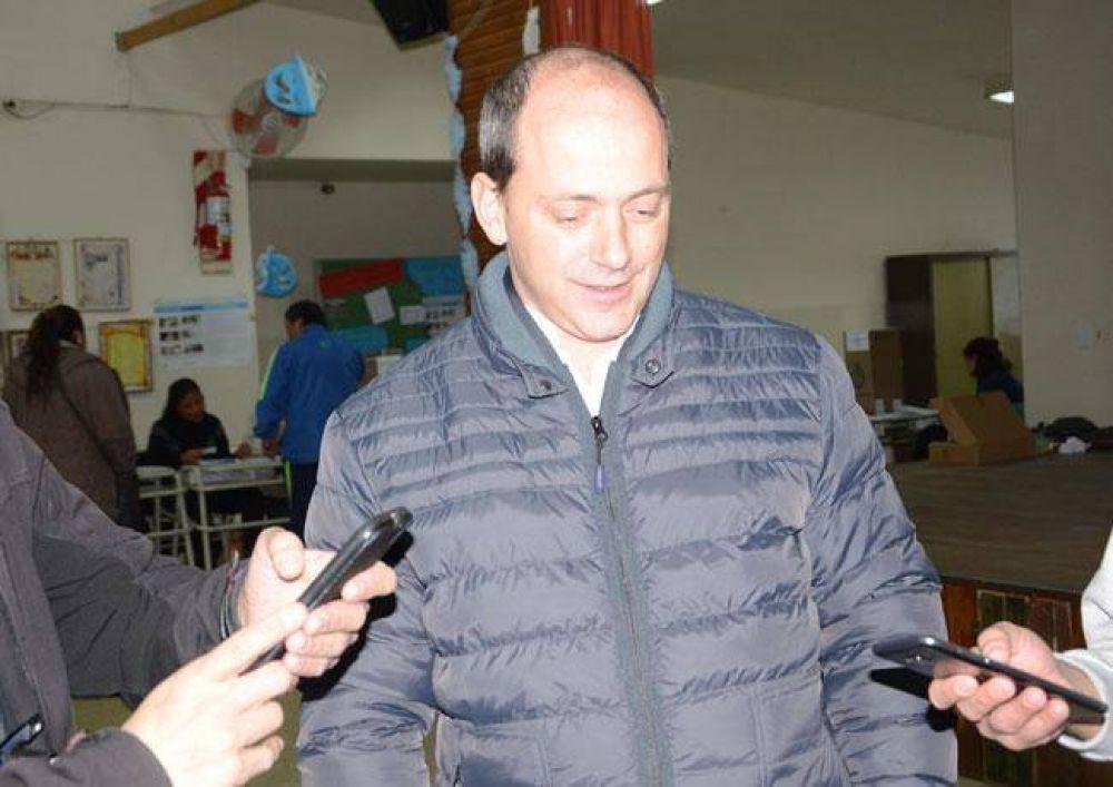 """Solana: """"el Frente Progresista empezó a ser opción en La Pampa"""""""