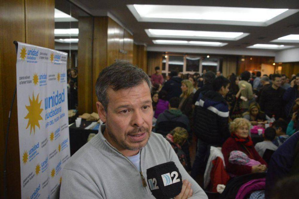 """Gutiérrez: """"Somos capaces de aglutinar la voz de la oposición"""""""