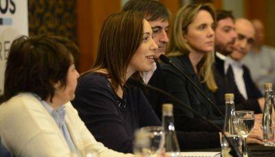 """Vidal: """"Quienes forman parte del kirchnerismo y no votaron el voto electrónico le deben una explicación a la sociedad"""""""