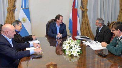 Bordet se reunió con intendente de Cambiemos tras la derrota