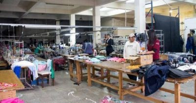 Detectan empleo en negro en textiles porteñas