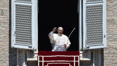 El Papa: serenidad para las víctimas de calamidades y conflictos