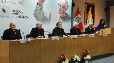 Estas son las actividades principales de la visita del Papa Francisco a Perú