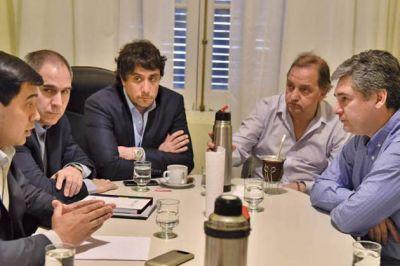 """Linares: """"se dio un paso importante respecto al servicio de transporte"""""""
