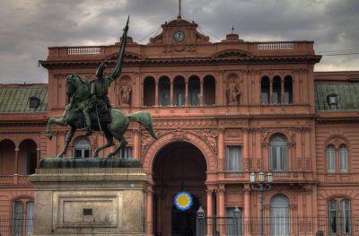 Gennuso se reunió con Macri en Casa Rosada