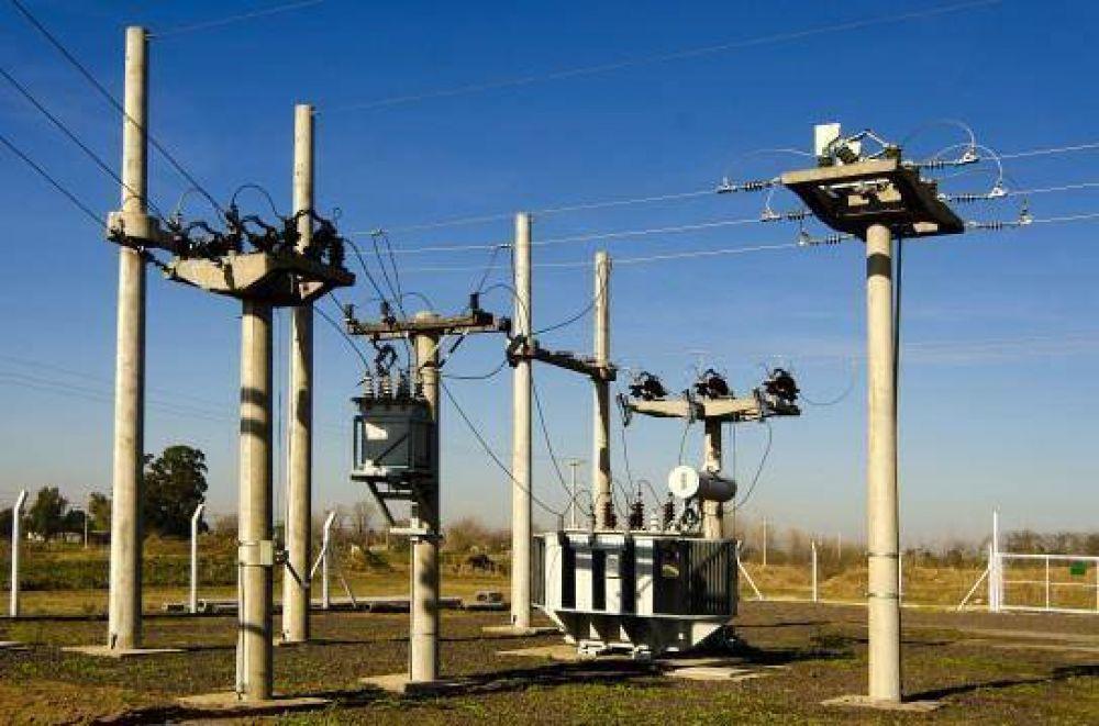 Cooperativas eléctricas de la provincia recibirán fondos