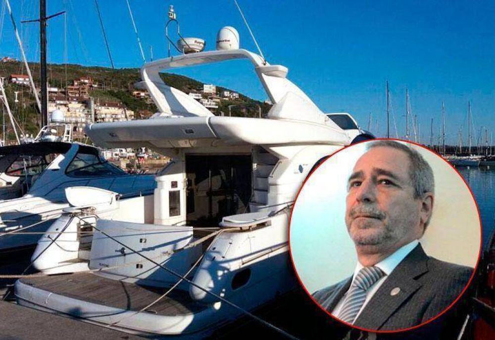 Ricardo Jaime suma un nuevo procesamiento por su millonario yate