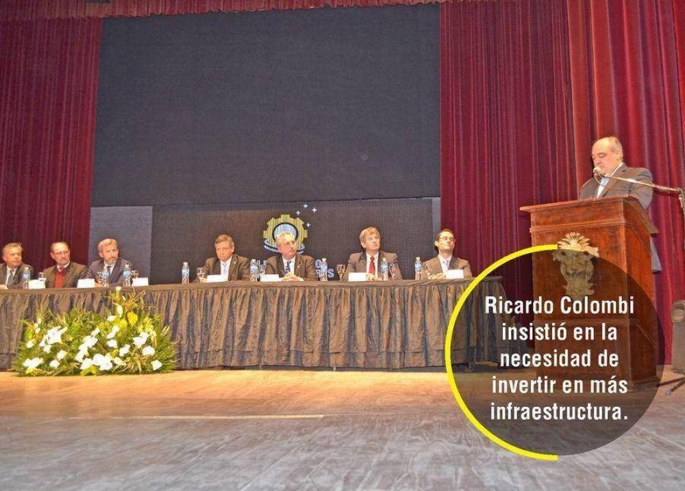 Colombi abogó por una integración verdadera más allá de lo comercial