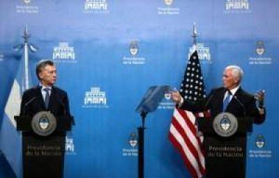 Estados Unidos expresó un fuerte respaldo a las reformas económicas del Gobierno