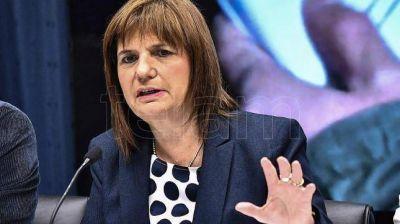 Bullrich expondrá en el Senado sobre el caso Santiago Maldonado