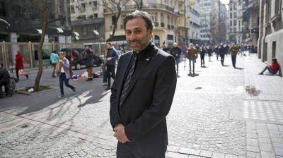Alejandro Roisentul, cirujano argentino que salva vidas en Medio Oriente, fue reconocido como personalidad destacada