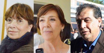 Este jueves asumirán tres nuevos ministros en el gabinete provincial