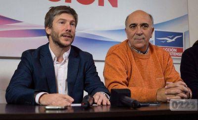"""Bonifatti: """"Acción Marplatense tendrá que recorrer un largo camino para recuperar la relación con los vecinos"""""""