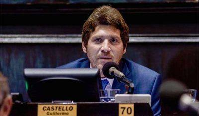 """Castello: """"Pedí el jury del juez Arias porque consideré que había perdido la idoneidad"""""""
