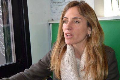 Victoria Tolosa Paz denuncia que en