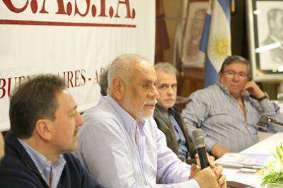Raúl Álvarez fue reelecto como Secretario General de la CASIA