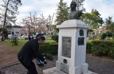 Llevaron a cabo el acto en homenaje al Gral Don José de San Martín