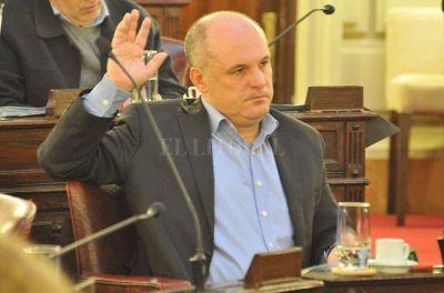 Fuerte apoyo de diputados a la propuesta de Lifschitz para cobrar la deuda de coparticipación