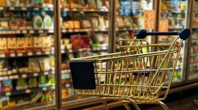 Vuelven a caer las ventas en supermercados y shoppings