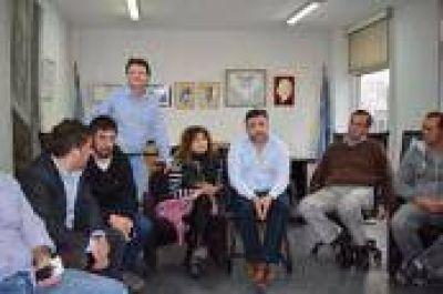 La Plata: Unidad Ciudadana recibe apoyos del Frente Justicialista