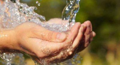 Inauguraron una obra de agua potable que beneficiará a 6.000 vecinos de la zona sur de la Capital