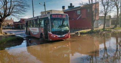 """La UTA cuestionó los arreglos en las calles: """"Son insuficientes"""""""