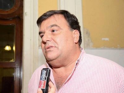 """Diego Rovella: """"Necesitamos tener más legisladores para terminar con los De Vido"""""""