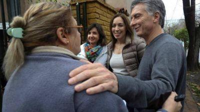 En busca del voto bonaerense, Macri realiza un